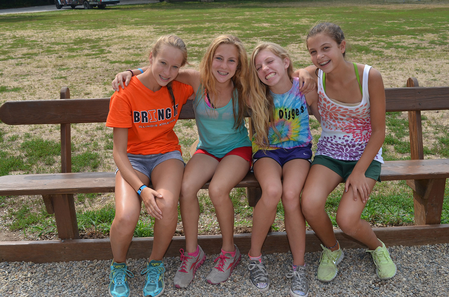 Sluty summer camps for teens apologise