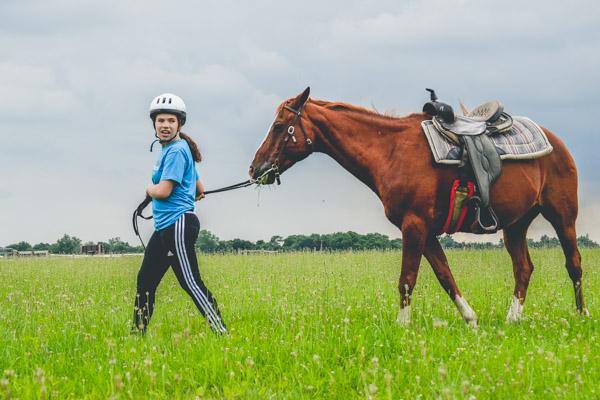 Equestrian Camp - Walking Horse-1