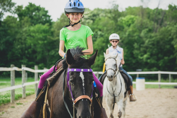 Equestrian Camp - Casual Riding-1
