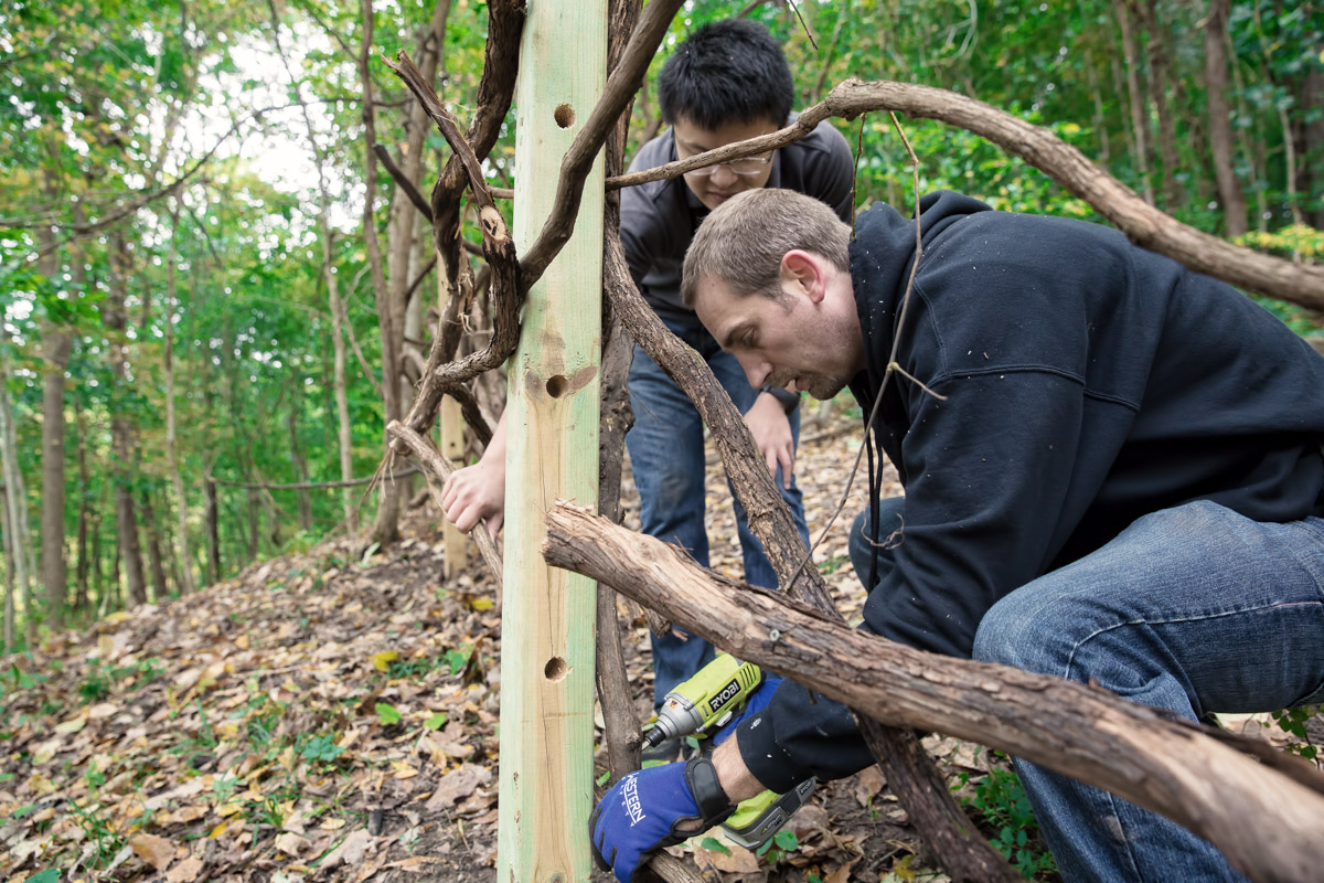 Camp Tecumseh Partner Service Day (12 of 21)