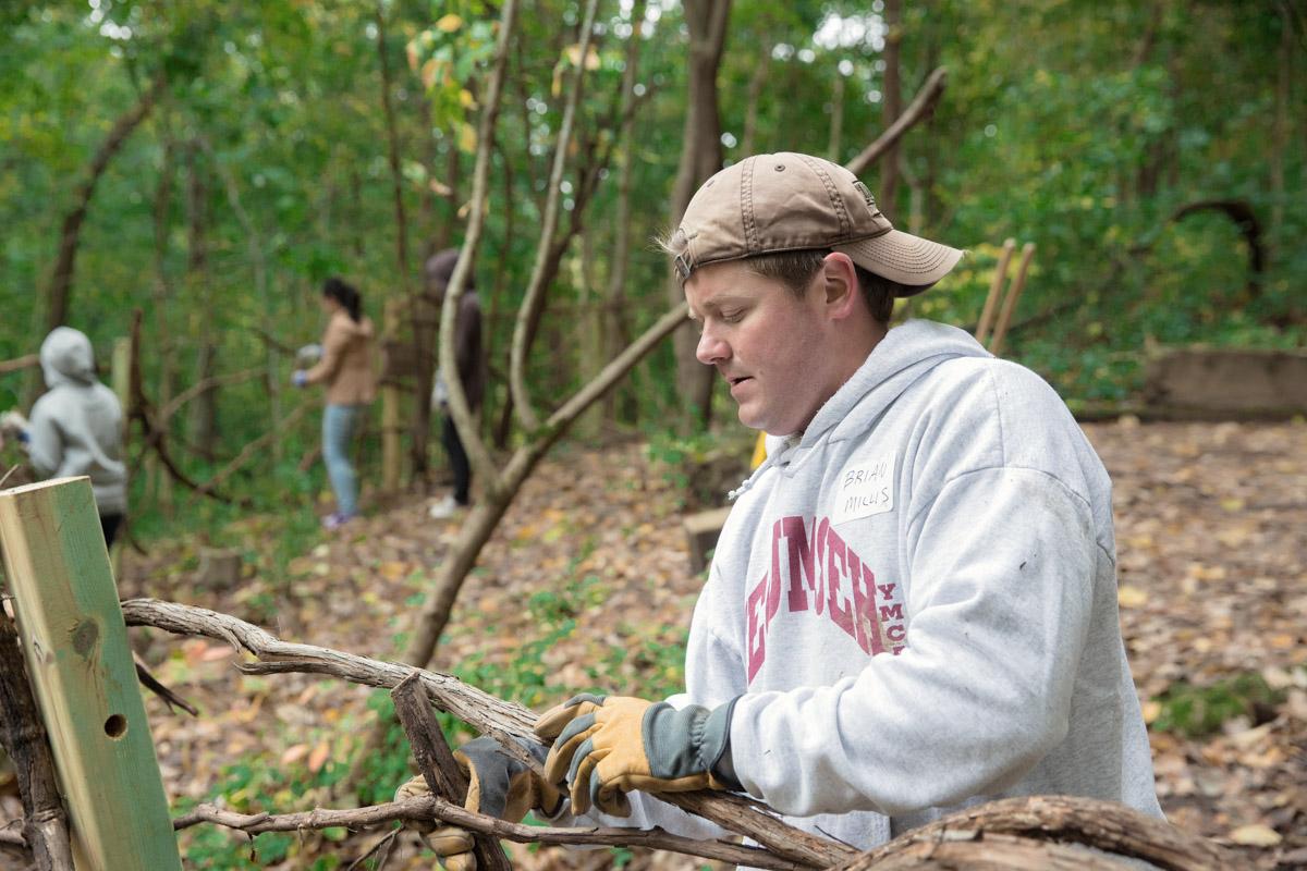 Camp Tecumseh Partner Service Day (13 of 21)