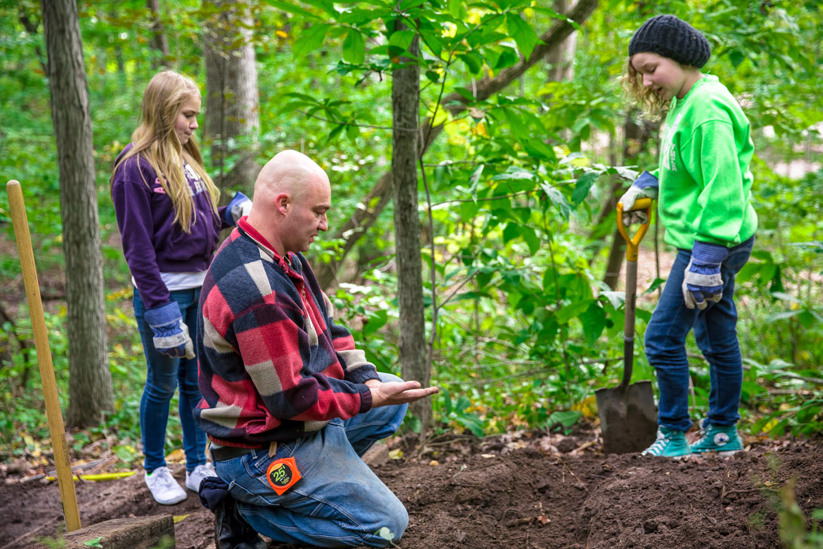 Camp Tecumseh Partner Service Day (8 of 21)