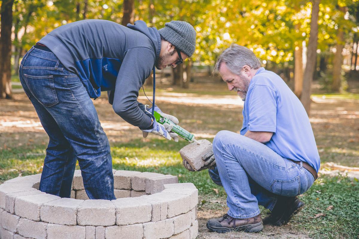 Tecumseh Partner Service Day Fall 2015-15
