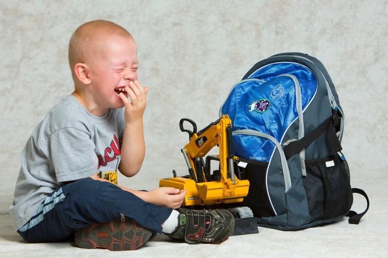 Laughing Kid