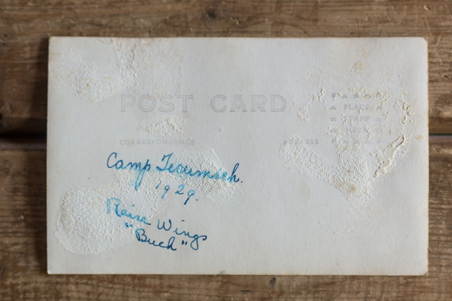 1929 Camp Tecumseh Postcards-7